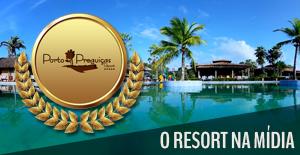 Resort de luxo Lencóis Maranhenses